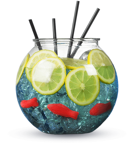 Lemonade Fish Bowl | About Pixel Positive | Digital Marketing & Creative Agency, Atlanta